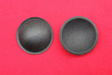 2 pieces OD: 34mm WOOFER bass loudspeaker SPEAKER paper DOME DUST CAP 34.5 mm(China)