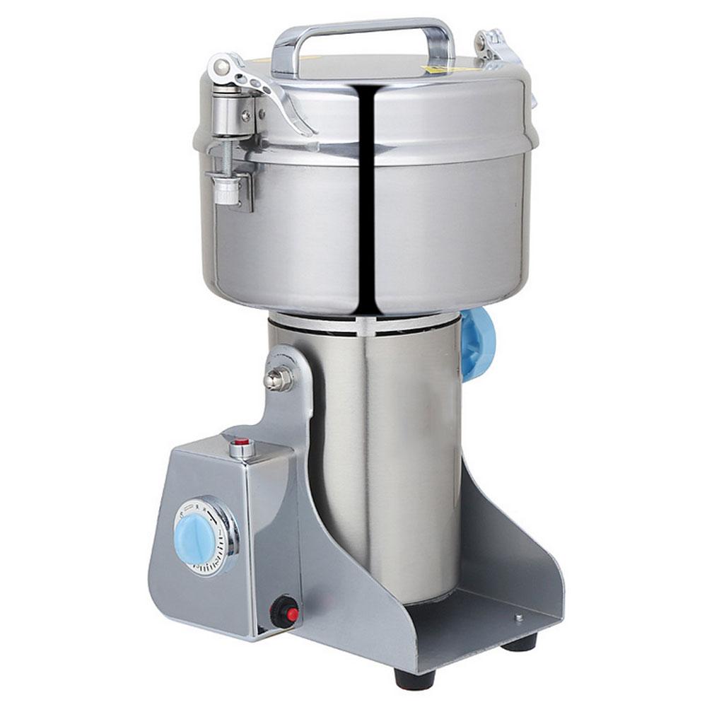 400G-Capacity-Swing-Herb-Grinder-Food-Powder-Grinding-Machine-Coffee-Grinder-Home-type-Electric-Flour-Mill