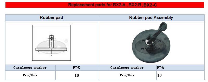 BX2 parts