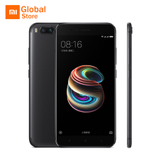 Original Xiaomi Mi 5X Mi5X Mobile Phone 4GB RAM 64GB ROM Snapdragon 625 Octa core Dual Back Camera 12.0MP 1920x1080p Full Metal