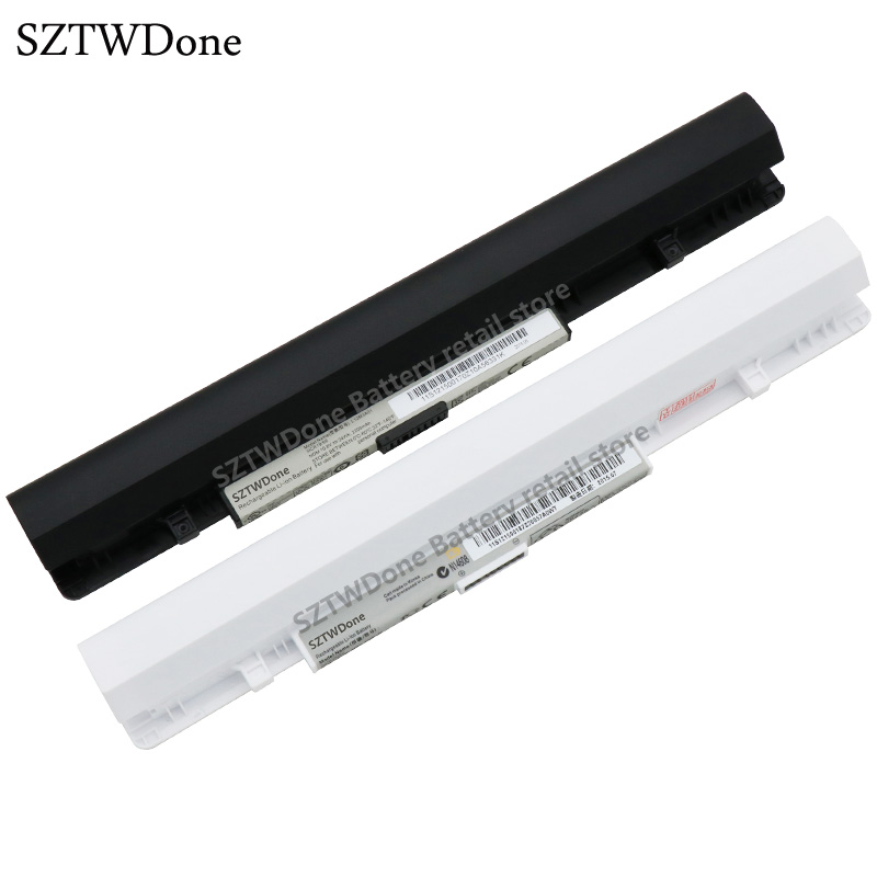 SZTWDONE Laptop Battery for Lenovo IdeaPad S210 S215 Touch L12S3F01 L12C3A01 L12M3A01 3ICR19/66 10.8V 2200MAH<br>