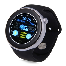 AIWEAR C1 Dual Bluetooth Heart Rate Fitness Tracker Smart Watch Remote Camera Control Flashlight Calculator Smart Wristwatch