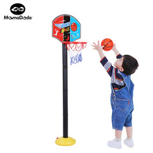 Kid Adjustable Basketball Stand Toys Baby Play Ball Toy Children Outdoor Indoor Sports Portable Basketball  Bolas Pelotas Gift