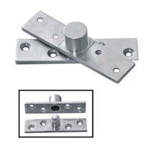 Stainless steel pivot hinge door hinge75x14x3.0mm size 1 KF192(China)