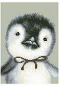 CAMMITEVER Diamond Embroidery Cartoon Animal Rabbit Pig Alpaca Penguin DIY 5D Handmade Painting Rhinestones Pic