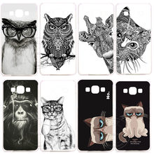 New Super Fashion Luxury Hard Plastic Case Cover For Samsung Galaxy S3 S4 S5 Mini S6 S7 Edge Plus Note 2 3 4 5 8 J1 J5 J7