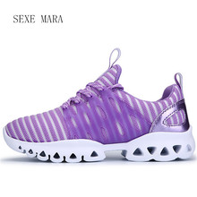 Size 36-44 2017 Running shoes for women Sport Shoes woman Sneakers women shoes Brand Comfortable Trainers Walking Athletic S910(China)