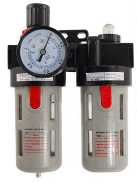 Free Shipping 2PCS/Lot BFC-3000 Air Filter Regulator Lubricator Combinations<br>