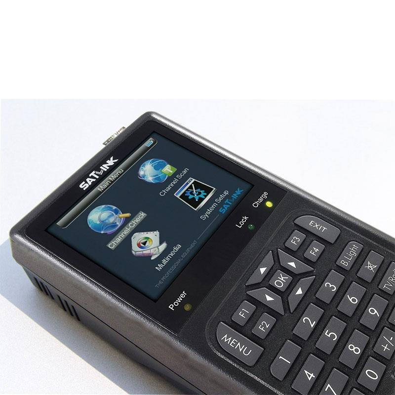 Satellite finder satlink ws-6905 02