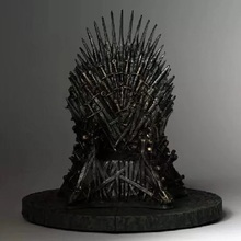 Game of Thrones Throne PVC Action Figure Toy Hot Movie A Song of Ice and Fire Collection Display Doll Birthday Brinquedos Gift(China)
