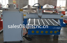 Higher precision China manufacture 1325 vacuum table cnc wood router, 3d cnc carving machine price