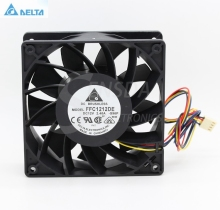 Delta FFC1212DE -S96P 12CM 120mm 12038 DC 12V 2.4A industrial server inverter power supply cooling fans(China)