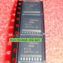 Free shipping 5pcs/lot High Speed Isolated RS-485 Transceivers ADM2486 ADM2486BRW ADM2486BRWZ original Product