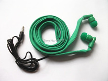 Linhuipad T-shirt Earbud , Clothes Earphone , 1.3M cord  , 3.5mm Stereo Plug,  Singapore Post