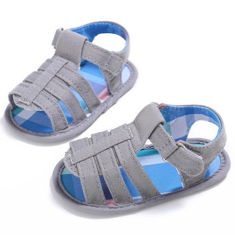 Soft Sole Leather Baby Shoes Prewalk Toddler Child Boy Infant Kid Train 0-6M