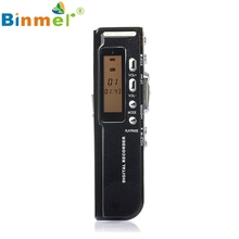 4GB Audio Recorder USB LCD Screen Digital Voice Dictaphone MP3 Player Wholesale price_KXL0530(China)