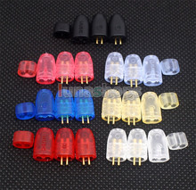 7 color Ultimate UE tf10 5pro sf3 0.75mm Earphone Pins Plug For DIY custom Cable(China)