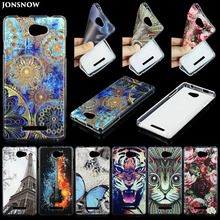 TPU Case for BQ BQS-5070 Magic Colorful Patterns Color Painting Soft Skin Gel Phone Back Cover