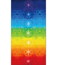 wall tapestry Hot Rainbow Beach Mat Mandala Blanket Wall Hanging Tapestry Stripe Towel Yoga 75X150cm Mesh Bed Cover Table cloth