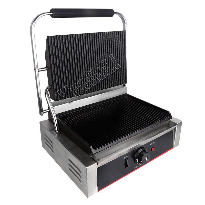 Sandwich Panini Press Grill  NON-STICK Multi Function 1200W Mini Grills