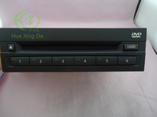 Brand New Alpine 6 DVD changer optical fiber HEBE904A MOST for BMNW Group NO.65.12-9 X5 X6 7 series  car audio systems