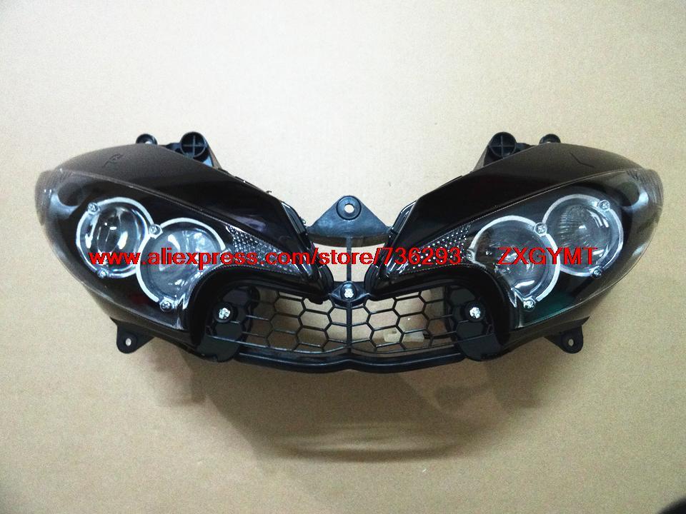 Headlight Headlight fit YAMAHA YZF600 R6 YZF600 R6 2003 2004 2005 03 04 05<br><br>Aliexpress