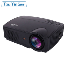 Touyinger Everycom X9 LED HD Projector 3500 Lumens Beamer 1280*800 LCD TV Full HD Video Home Theater Multimedia HDMI/VGA/ AV/ATV(China)