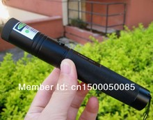Strong power Military Burning Green Red Laser pointer 1000000mw 100w 532nm High power Focusable Burn match,pop balloon Hunting(China)