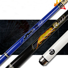 New R9 Pool Cues 13mm/11.5mm/10mm Tips Billiard Cue Stick Made in China 2017(China)