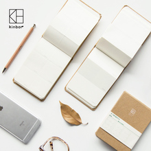 Muji Style Low Carbon Portable Notepad Memo Pad A6 80 Pages High Quality Classic Note Pad