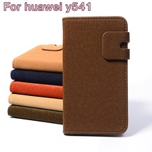 Wallet Phone Cases Cover For Huawei Honor Bee Y541 Y5C Specially Design Magnetic Button Holster Flip Leather Back Protection