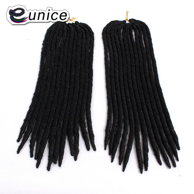 Crochet Braids Dreadlock Extensions Kanekalon Synthetic braiding hair For Women  (53)