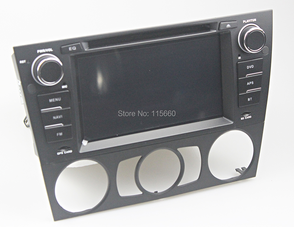 Car DVD GPS for BMW 3 E90 E91 E92 E93 A3