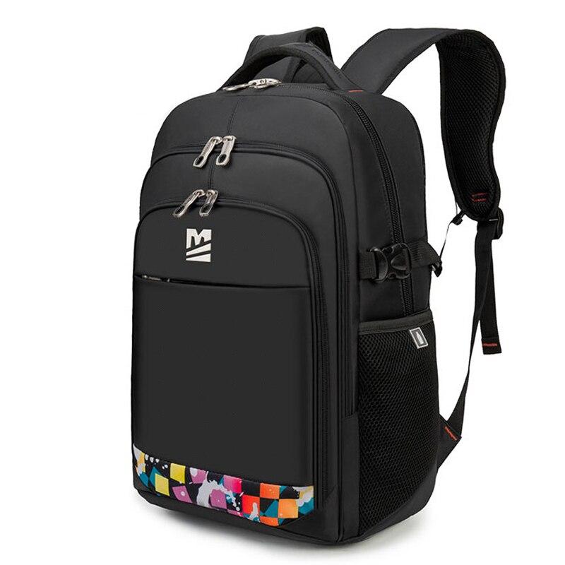 2017 waterproof 15.6 inch laptop backpack men backpacks for teenage girls travel backpack bag women+Free gift<br><br>Aliexpress