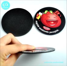 China Factory sublimation promotion cheap EVA coaster for sale china coaster manufacture with photo insert custom design only(China)