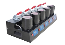 combo mug printing machine mug heat printing machine for muilticolors 150*5(China)