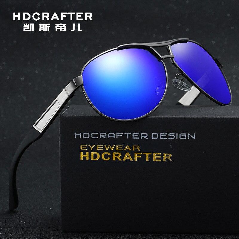 2017 New sunglasses men polarized Magnesium fishing driving Retro Vintage oculos de sol UV400  Polaroid sunglasses E030 Q50<br><br>Aliexpress