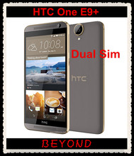 "HTC One E9+ Dual Sim E9 Plus Original Unlocked GSM 4G LTE Android Octa core RAM 3GB ROM 32GB Mobile Phone 5.5"" WIFI GPS 20MP(China)"