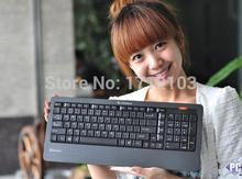 Lenovo A700 B510 Genuine Bluetooth WIRELESS Keyboard Spanish German Thai USA UK LXH-JME8002B for HTPC iMac Surface4 Android OS-X
