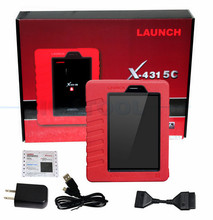 Original Launch X431 5C Same Function as LAUNCH X431 V Pro Support Online Update + Multi-Language Wifi / Bluetooth X431 5C