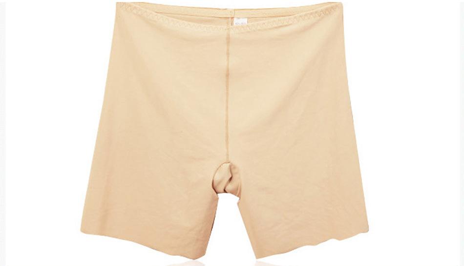 New 2017 Women Safety Shorts Female Seamless Legging Pants Casual Women's Summer Briefs Ice Silk Underwear Boxer 11