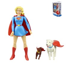 DC Comics Designer Series 2 Supergirl By Darwyn Cooke Action Figure Free Shipping(China)