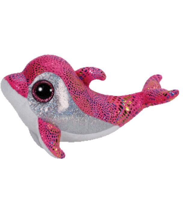 9cm-Ty-Beanie-Boos-Big-Eyes-Sparkles-Pink-Sparkle-Dolphin-Plush-Stuffed-Doll-Kids-Toys-Children (1)