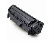 Free shipping for HP 2612 toner cartridge for HP LaserJet 3015/3020/3030/3050/3052/3055/M1005mfp/M1319f /1010 laser printer