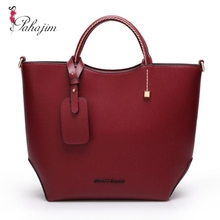 2017 New Designer Women Leather Handbags Fashion Vintage Messenger Women Bag Casual High Quality Shoulder Bags Ladies