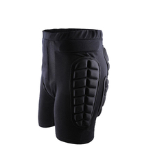 Skiing Skate Snowboard shorts Cotton Child Kid Adult Man Woman Protective Hip Butt Pad Short Outdoor Sport XS S M L XL XXL(China)