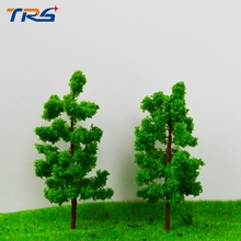 8CM DIY sand table model building materials tree green wire model tree A landscape tree model specifications(China)