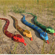 170cm   Size Snake Plush Toy The Simulation Snake Soft Stuffed Toys Bithday Gift Wholesale and Retails Factory supply