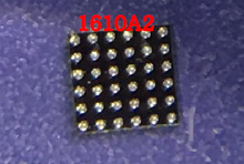 "10pcs/lot New and original 36pins U2 USB charger ic for iphone 5s 6 6plus ""no charging"" solution chip 1610A2 1610a 1610(China)"