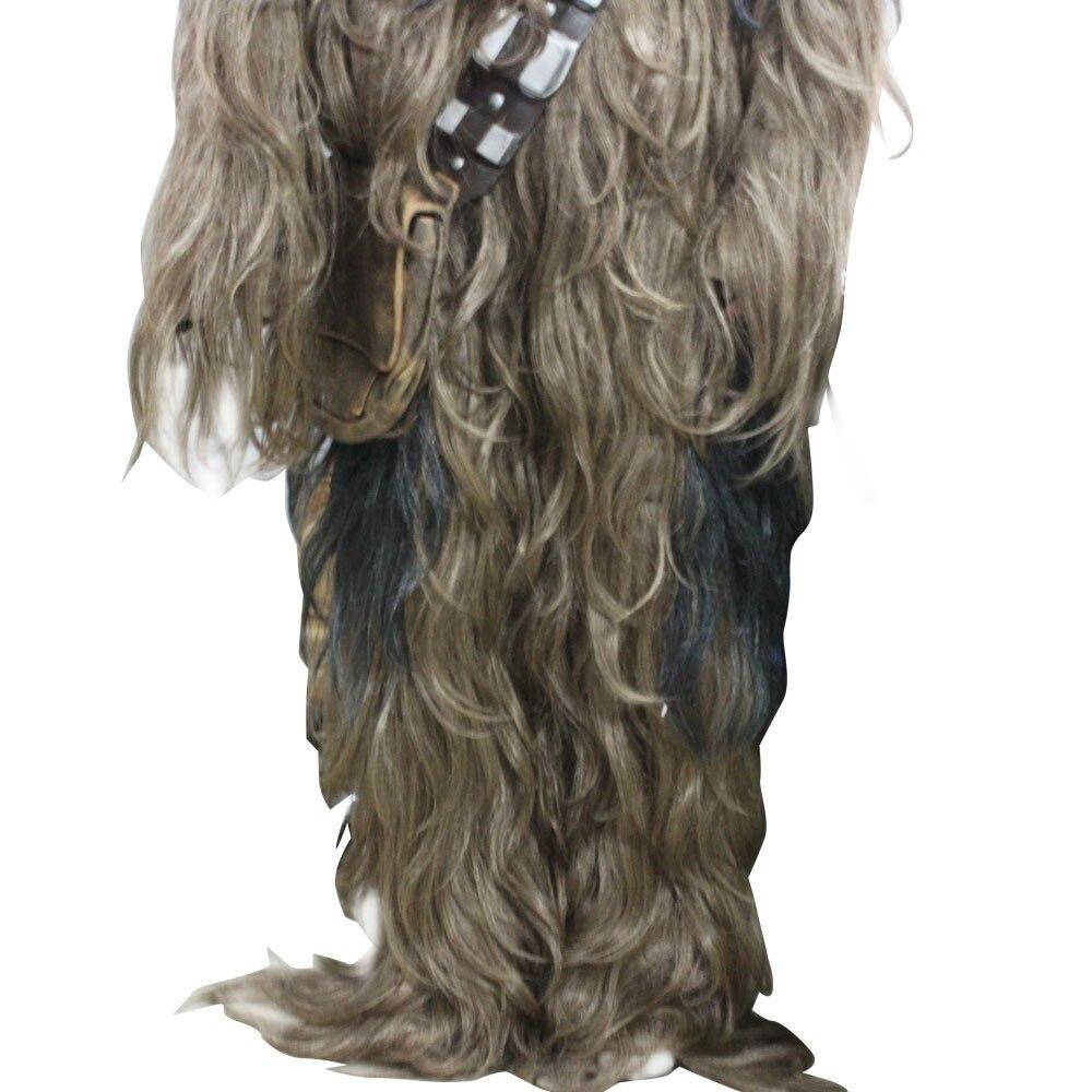 Star Wars Costumes 7 Series Cosplay Chewbacca Halloween Suit Costume Halloween Party Prop (4)
